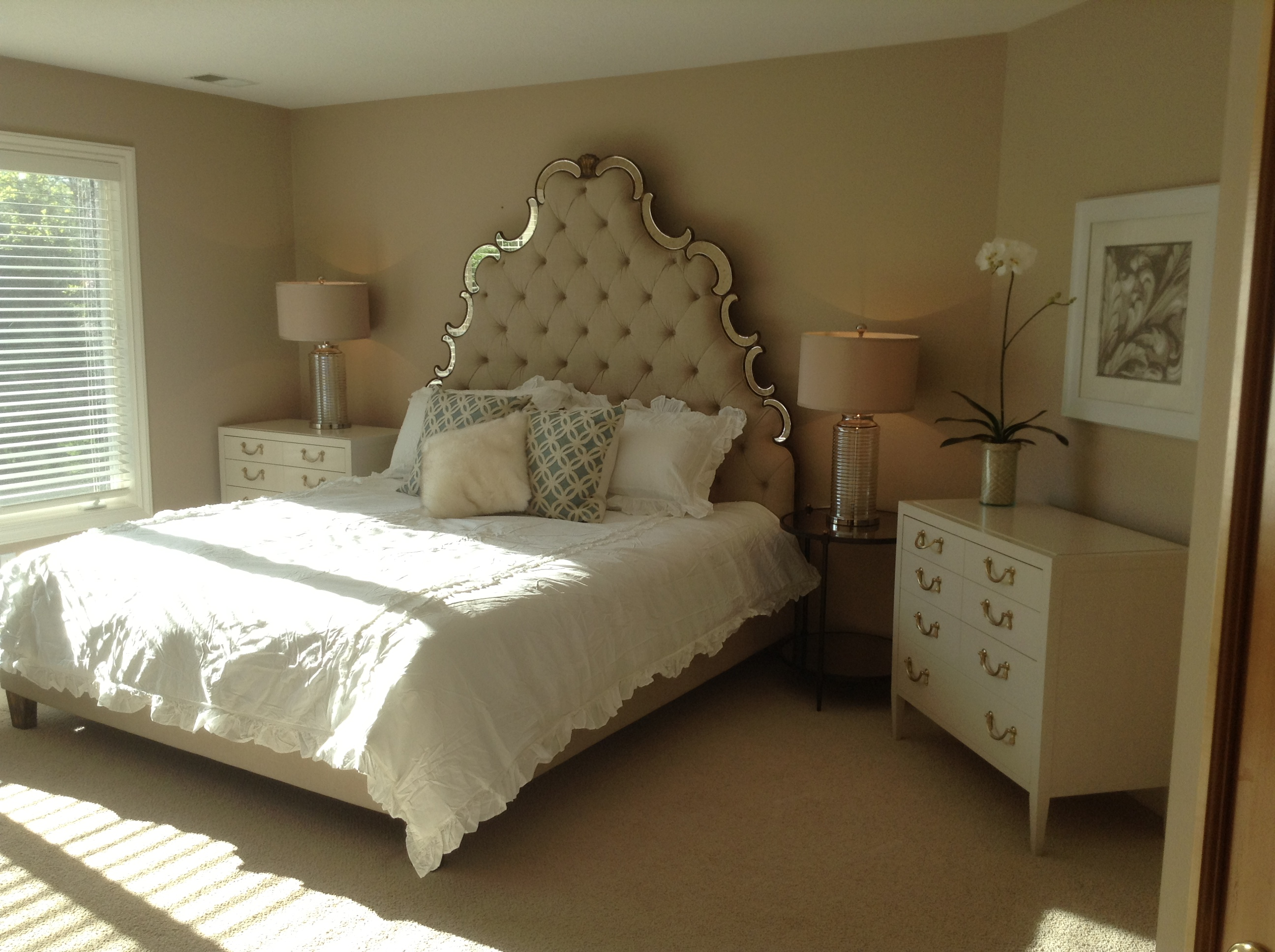Excelsior MN Bedroom After Home Staging
